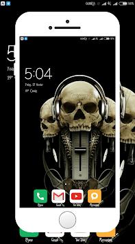 Skull Wallpaper APK screenshot 1