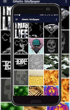 Ghetto Wallpaper APK screenshot 1