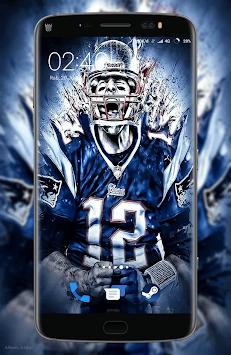 NFL Player Wallpaper APK screenshot 1