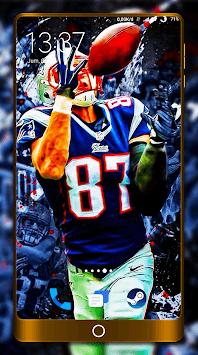 NFL Player Wallpapers APK screenshot 1