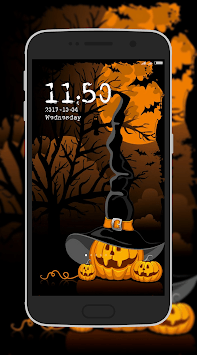 Halloween Wallpaper APK screenshot 1