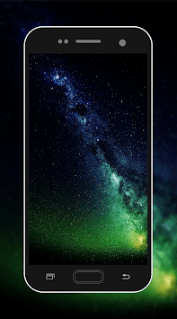 Space Wallpaper APK screenshot 1