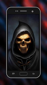 Grim Reaper Wallpaper APK screenshot 1