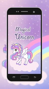 Unicorn Wallpapers APK screenshot 1