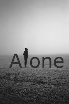 Alone Wallpaper APK screenshot 1