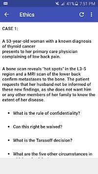 Clinical Cases Diagnosis APK screenshot 1