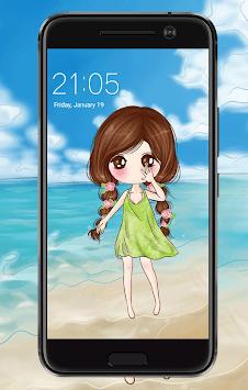 Cute Profile Wallpapers APK screenshot 1