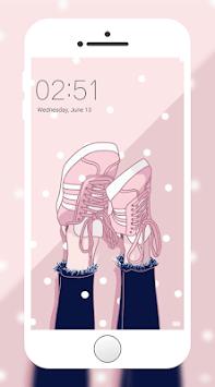 Girly Wallpaper APK screenshot 1