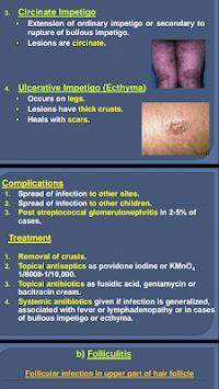 All Skin Infections & Treatments APK screenshot 1