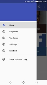 Ebenezer Obey APK screenshot 1