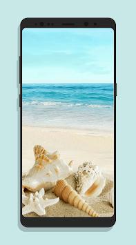 Beach Wallpaper APK screenshot 1