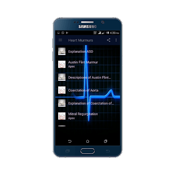 Heart Murmurs APK screenshot 1