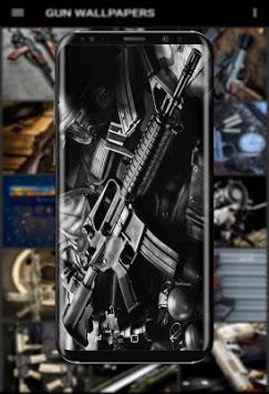 Gun Wallpapers APK screenshot 1