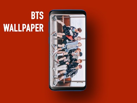 BTS Wallpapers KPOP Fans HD APK screenshot 1
