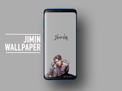 BTS Jimin Wallpapers KPOP Fans HD APK screenshot 1