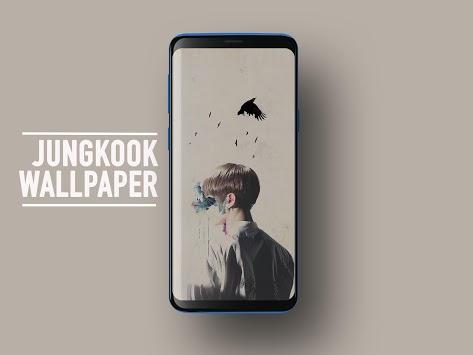 BTS Jungkook Wallpapers KPOP Fans HD APK screenshot 1