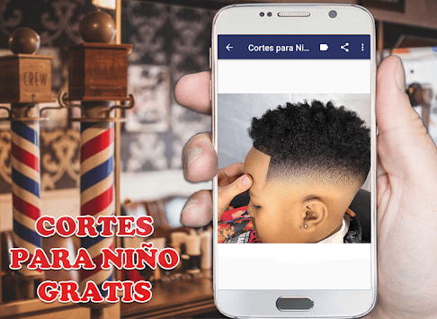 KIDS HAIRCUT 2019 APK screenshot 1