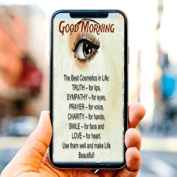 Inspirational Morning Wishes APK screenshot 1