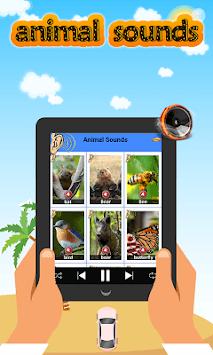 Animal sounds 2019 APK screenshot 1