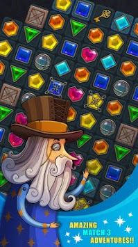 Alchemix - Match 3 APK screenshot 1