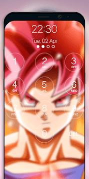 Top Anime Lock Screen Wallpapers APK screenshot 1