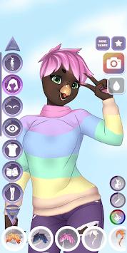 Furry Dress Up APK screenshot 1