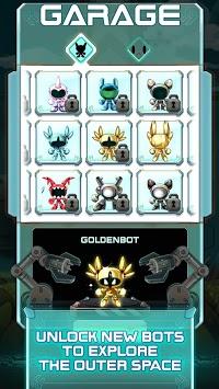 Cosmobot - Hyper Jump APK screenshot 1