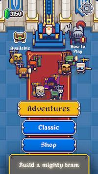 King Crusher – a Roguelike Game APK screenshot 1