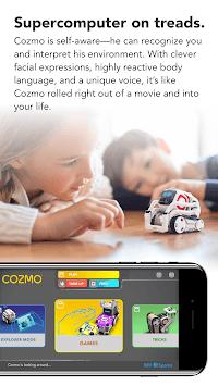 Cozmo APK screenshot 1