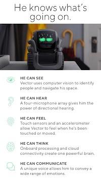 Vector Robot APK screenshot 1