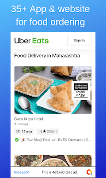 All In One food delivery apps - Swiggy Zomato APK screenshot 1