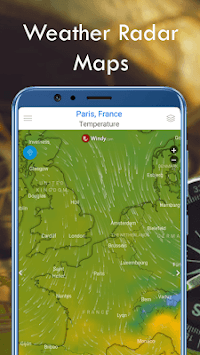 Weather Forecast Live APK screenshot 1