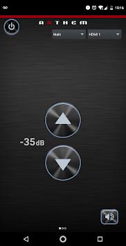 Anthem MRX Remote 2 APK screenshot 1