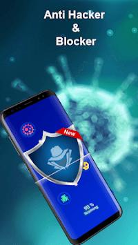 Anti hacker and blocker (hack protection) APK screenshot 1