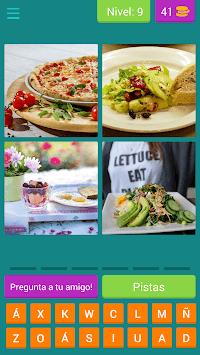 4 Fotos 1 Palabra (Nuevo) APK screenshot 1