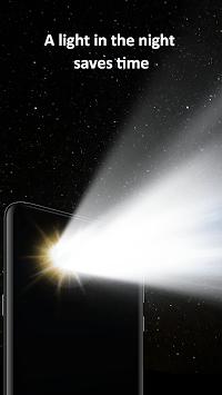 Super LED Flashlight APK screenshot 1