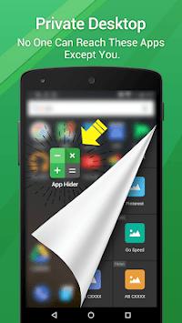 App Hider 64 Support APK screenshot 1