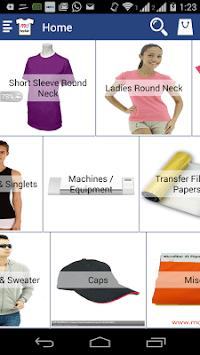 MD Textile Check Stock & Shop APK screenshot 1