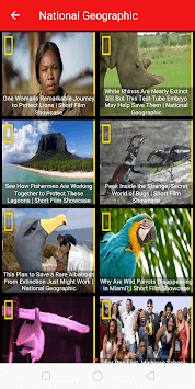 Natural Geographic : Best Documentaries 2019 APK screenshot 1