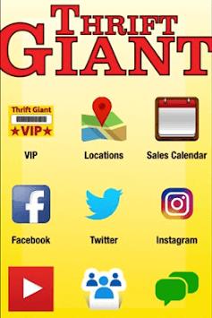Thrift Giant APK screenshot 1