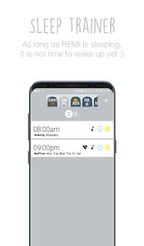 REMI - Baby monitor, Sleep Trainer APK screenshot 1