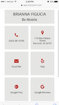BeMobile APK screenshot 1