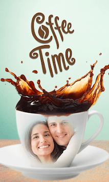 Coffee Mug Photo Frames APK screenshot 1