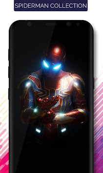 Superheroes Wallpapers 4K & HD APK screenshot 1