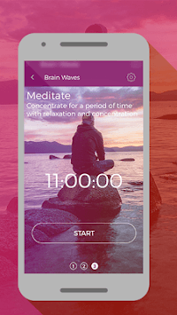 Binaural Beats Meditation & Brain Waves APK screenshot 1