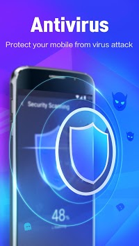 Super Cleaner - Antivirus, Booster, Phone Cleaner APK screenshot 1