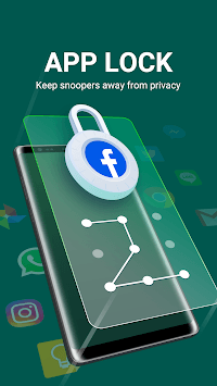 MAX AppLock - Fingerprint Lock, Gallery Lock APK screenshot 1