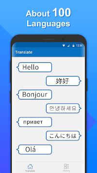 Translator PRO, Language Translate & Communicate APK screenshot 1
