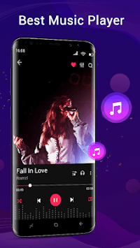 Music Player & Audio Player APK screenshot 1