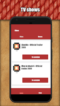 Watch Free Movies Online In English APK screenshot 1